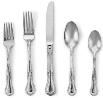 Valcourt™ 5 Piece Place Setting