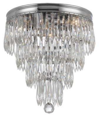 Chloe 3 Light Crystal Mount