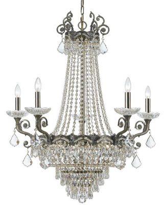 Majestic 13 Light Crystal Chandelier