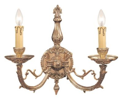 Etta 2 Light Sconce