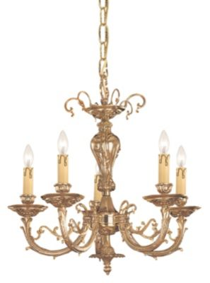 Etta 5 Light Chandelier