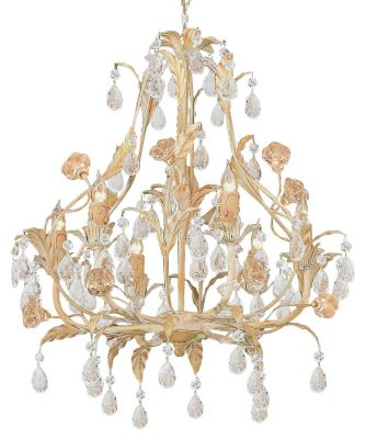 Athena 6 Light Mini Chandelier