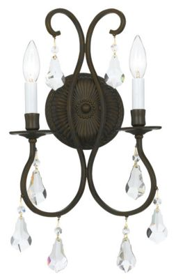 Ashton 2 Light English Sconce