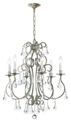 Ashton 6 Light Chandelier