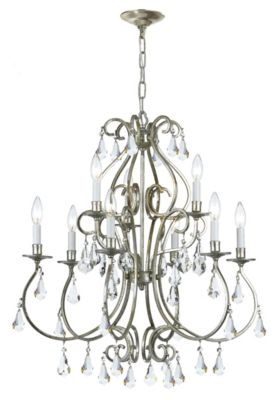 Ashton 9 Light Chandelier