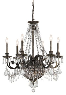 Vanderbilt Light-9 Light Chandelier
