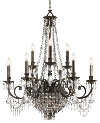 Vanderbilt Light-12 Light Chandelier