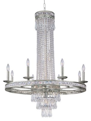 Mercer 11 Light Crystal Chandelier