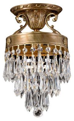 Regal 1 Light Crystal Semi