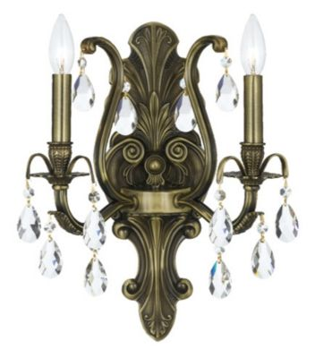 Dawson 2 Light Sconce
