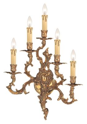 Novella 5 Light Sconce