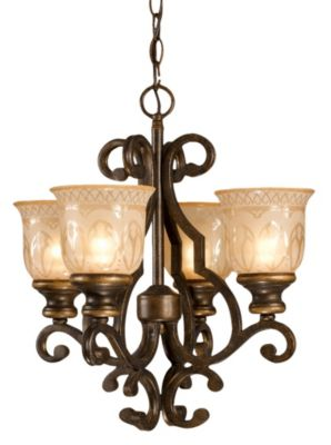 Norwalk 4 Light Mini Chandelier