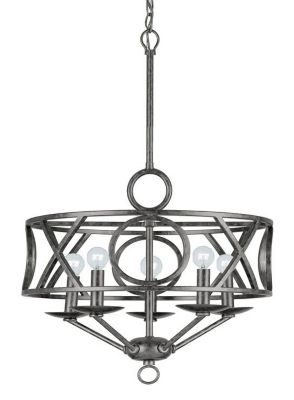 Odette 5 Light English Mini Chandelier