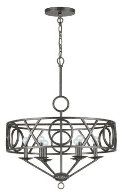 Odette 6 Light English Chandelier I