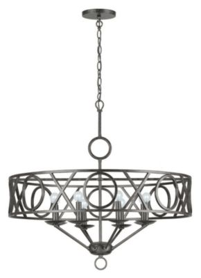 Odette 8 Light English Chandelier