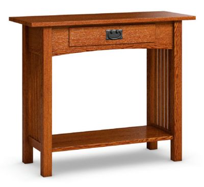 Workbench Classics Sofa Table with Drawer