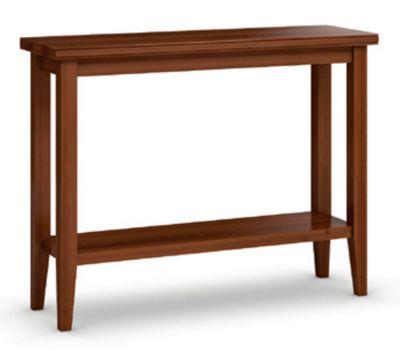 Metropolitan Condo Sofa Table with Shelf