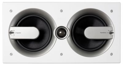 Custom 600 Series 3-Way In-Wall Front/Center/Surround Speaker