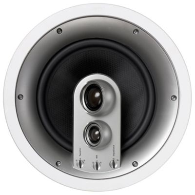 Custom 600 Series 3-Way In-Ceiling Front/Center/Surround Speaker