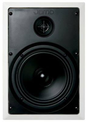 Custom Contractor Series 2-Way In-Wall Front/Center/Surround Speakers - Pair
