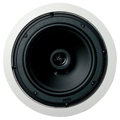 Custom Contractor Series 2-Way In-Ceiling Front/Center/Surround Speakers - Pair