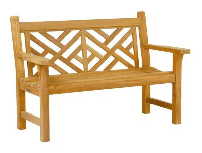 Chippendale 4' Bench