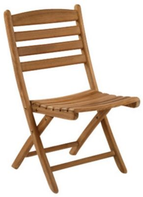 Gearhart Folding Dining Side Chair