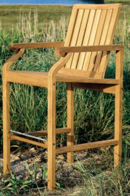 Nantucket Bar Chair with Arms