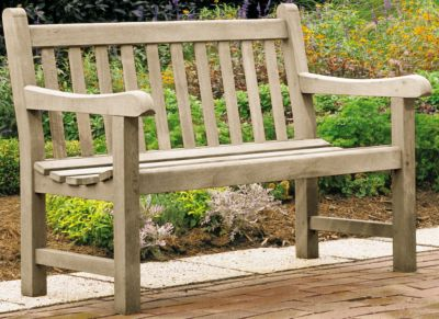 St. George 4' Bench