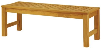 Waverley 4' Backless Bench
