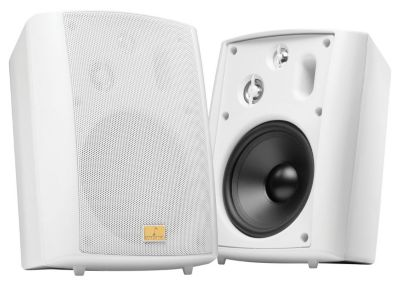 Musica Indoor-Outdoor Speaker - White