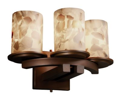 Dakota 3-Light Curved-Bar Wall Sconce