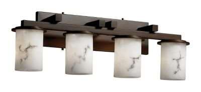 Dakota 4-Light Straight-Bar Bath Bar