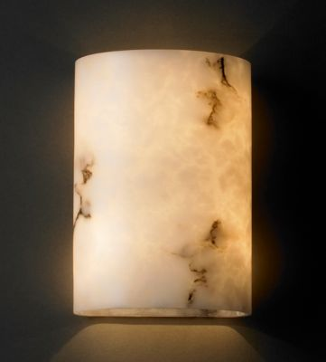 ADA Small Cylinder Wall Sconce
