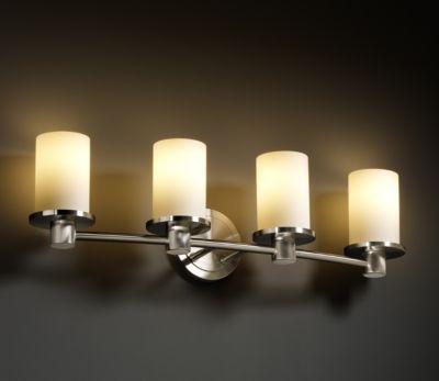 Rondo 4-Light Bath Bar
