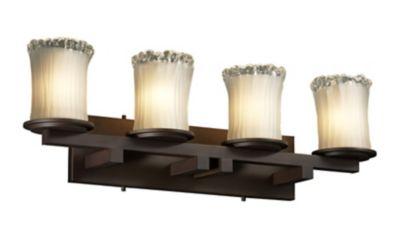 Dakota 4-Light Straight-Bar Bath Bar