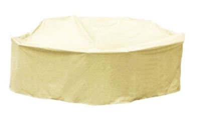 Oval/Rectangle Table & Chair Cover