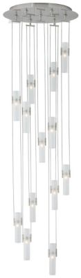 Tubes 7 Line-Voltage Pendant Xenon Light-120V