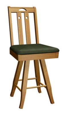 516 Series Upholstered Memory Swivel Barstool
