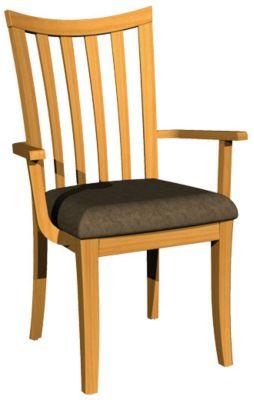 1206 Series Arm Chair