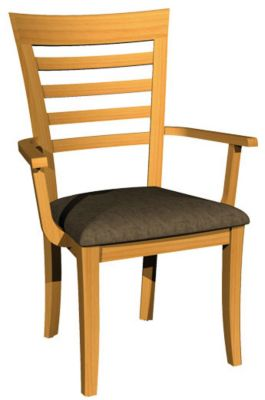 1209 Series Arm Chair