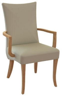 1211 Series Upholstered Arm Chair
