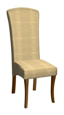 1214 Series Upholstered Side Chair