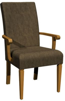 1215 Series Upholstered Arm Chair