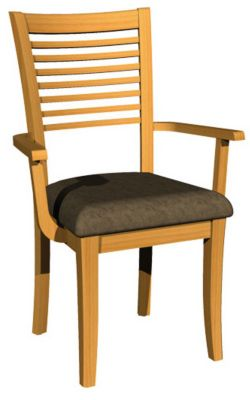 1222 Series Arm Chair