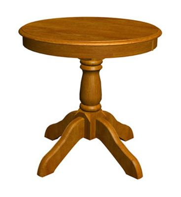 020 Series Round Dining Table