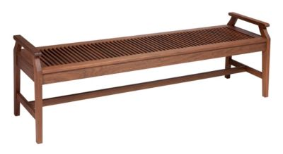 Opal 6' Bench with Arms