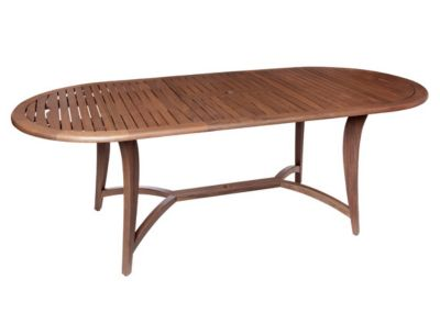 Topaz Oval Extension Table
