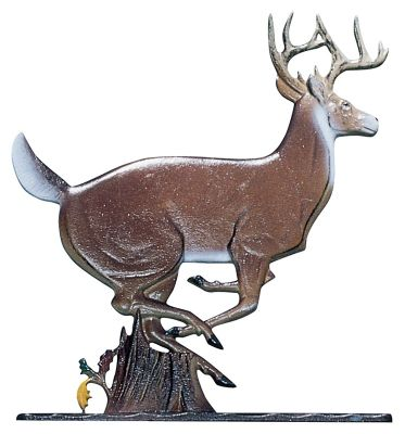 Buck Mailbox Ornament - Multi-Colored