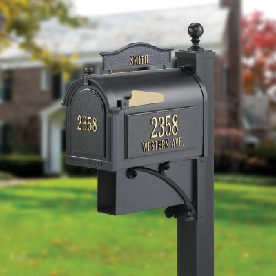 Ultimate Streetside Mailbox Package